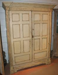 original painted linen cupboard 230267 sellingantiques co uk