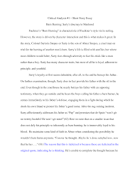 Barn Burning Questions English Language Essay Topics Essays In English Essay About