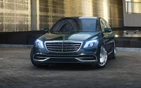 mercedes maybach sedan mercedes benz