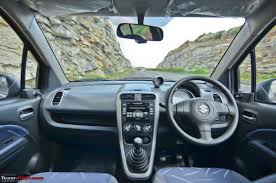 suzuki every interior my new maruti suzuki ritz vdi glistening grey a review team bhp