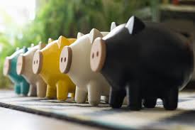 His And Hers Piggy Bank Twenty Piggy Banks And Savings Tools For Kids
