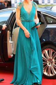robe de mariã e bleu turquoise 18 best robe de robe de célébrité robe de soirée de luxe