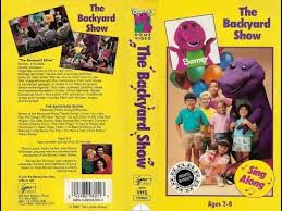 Barney Three Wishes Vhs 1989 by Barney The Backyard Show 1988 1992 Vhs Youtube