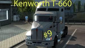 kenworth truck accessories kenworth t660 v2 truck euro truck simulator 2 mods