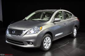 nissan sentra india price pics nissan u0027s c segment sedan for india badged sunny in china