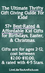 best rated affordable kid gifts on amazon for under 10 00 live