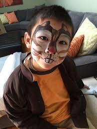 Alvin Chipmunk Halloween Costume 8 Alvin Images Animals Chipmunks Face