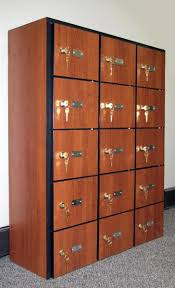 lockers wood and plastic lockers