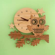 wall clocks canada home decor nursery wall clock for baby clocks personalised golfer