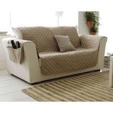 jeté de canapé maison du monde couvre lits jetés de lit beige 3suisses