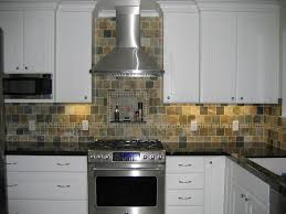 slate backsplash kitchen slate tile backsplash kitchen contemporary with none