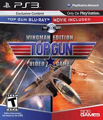 amazon com top gun the video game wingman edition game movie