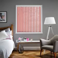 Pink Vertical Blinds Pink Blinds Made To Measure From Direct Blinds
