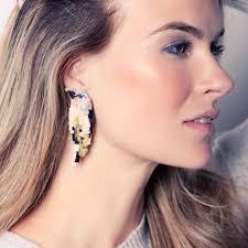 iconic earrings bird earrings mignonne gavigan