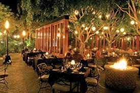 palm springs restaurants spencer s restaurant let s eat