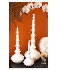 White Decorative Vase Decorative Vase
