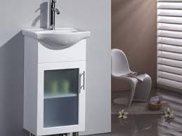 bathroom sink contemporary small bathroom vanities features
