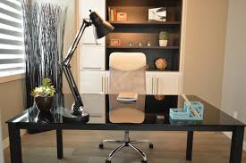 Home Office Interior Design Free Images Desk Table House Chair Space Shelf Living Room