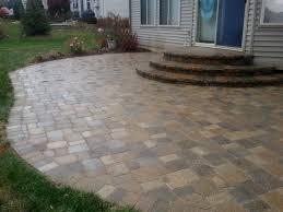 natural stone patio retaining wall blocks natural stone patio