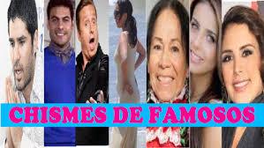 chismes de famosos de 2016 10 chismes de famosos recientes noticias 2015 información youtube
