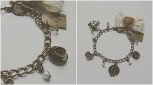 diy bracelet vintage images Diy fashion alice in wonderland vintage bracelet tutorial jpg