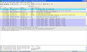 tutorial memakai wireshark network analysis menggunakan wireshark achmad syaifulloh si