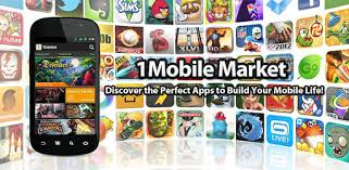 apk mobile 1mobile market apk best alternative to s play store
