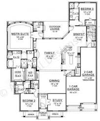 ceto medio ranch floor plans luxury house plans