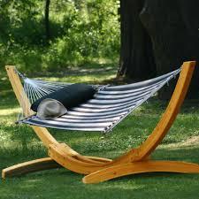 deluxe roman arc cypress hammock stand hammock stand wooden