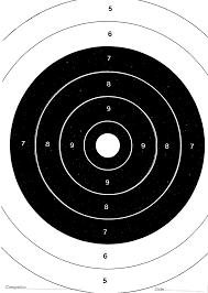 printable shooting targets pdf milsurp target competition and shoot 2011