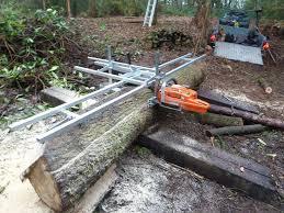 Felling Wedges Alaskan Chainsaw Mill Darren Beale