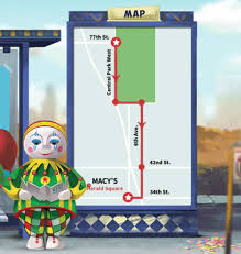macy s thanksgiving day parade route released viewing nyc