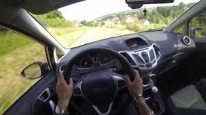 ford fiesta 1 25 duratec 16v 82 hp summer drive youtube