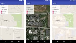 map types map objects maps android api developers