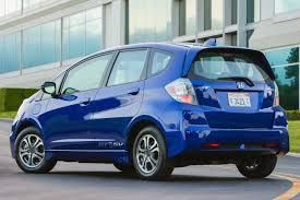 2013 Honda Fit Interior Used 2013 Honda Fit Ev For Sale Pricing U0026 Features Edmunds