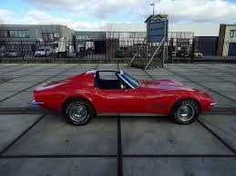 corvette cabrio chevrolet corvette targa t top cabrio c3 350ci v8 1971