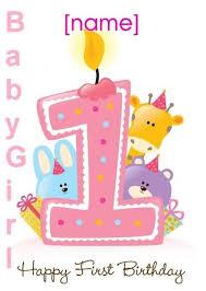 37 sweet baby birthday greetings cards wishes u0026 photos