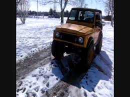 jeep samurai for sale 1987 suzuki samurai for sale youtube