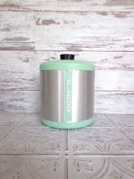 green canisters kitchen 123 best green canisters images on kitchen canisters