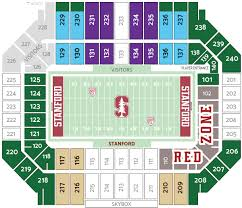 Wsu Parking Map Gostanford Com Stanford Athletics