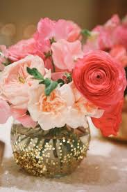 Cheap Clear Vases For Centerpieces by Best 25 Gold Vase Centerpieces Ideas On Pinterest Wedding