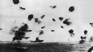 what happened in the battle of midway reference com