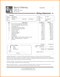 Cleaning Service Agreement Template 6 Invoice For Cleaning Services Debt Spreadsheet