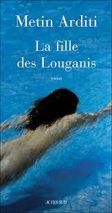 LA FILLE DES LOUGANIS (couverture)