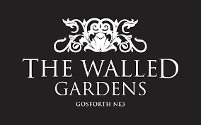Garden Centre Logo All Saints Living Secures The Walled Gardens Gosforth The High