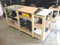 table saw workbench plans table saw workbench plans awesome 93 best workbench images on