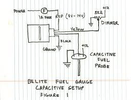 belite ultralight blog manual for new universal led fuel gauge