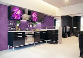 purple kitchen design 10 amazing purple kitchen designs rta cabinets cabinet mania