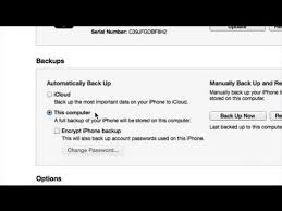 Phone Number For Itunes Help Desk How To Back Up Iphone Contacts With Itunes Itunes Help Youtube