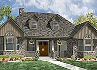 Small Country House Designs House Plans U0026 Home Plans From Better Homes And Gardens